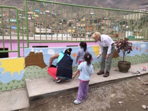 Volunteer work, Peru